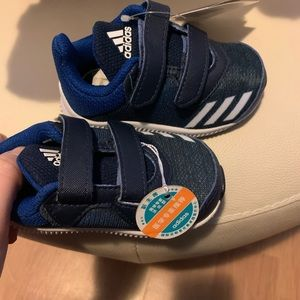 adidas Shoes - Baby shoes size 4